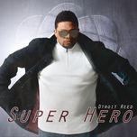 super hero - dtroit reed