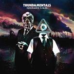 ignorance is bliss (single) - thundamentals