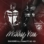 marry you (single) - diamond platnumz, ne-yo