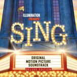 sing ost (deluxe edition) - v.a
