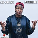 numbers (single) - ab crazy