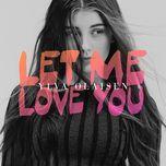 let me love you (single) - ylva olaisen