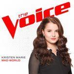 mad world (the voice performance) (single) - kristen marie