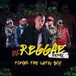 el reggae (single) - tomas the latin boy