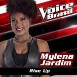 rise up (the voice brasil 2016) (single) - mylena jardim