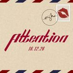 attention (single) - esna