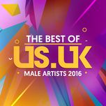 top male us-uk of 2016 - v.a