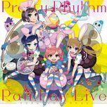 pretty rhythm rainbow live prism solo collection - emiri katou, mikako komatsu, ayane sakura