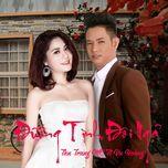 duong tinh doi nga (single) - thu trang mc