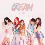 cream (chinese single) - exid