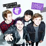 don't stop - 5 seconds of summer