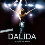 mourir sur scene (bande originale du film) (single) - dalida