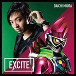 excite (single) - daichi miura