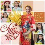 chuc mung nam moi (single) - thieu bao trang