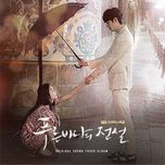 huyen thoai bien xanh (the legend of the blue sea) ost - v.a