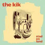 maandag (single) - the kik