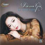 doi con gai (thuy nga cd) - ha thanh xuan
