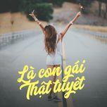 la con gai that tuyet - v.a