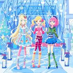 aikatsu stars! featured songs 4 winter collection - aikatsu stars!