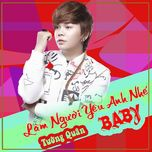 lam nguoi yeu anh nhe baby - tuong quan