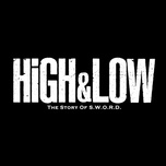 high & low the movie ost - v.a
