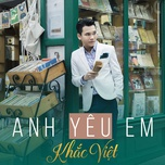 anh yeu em (single) - khac viet