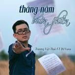 thang nam buon phien (single) - truong viet thai