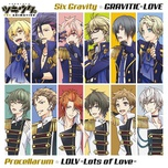 tsukiuta. the animation theme song - six gravity, procellarum