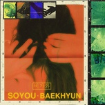 rain (single) - soyou, baek hyun (exo)