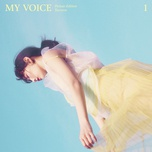 my voice (deluxe edition) - tae yeon (snsd)
