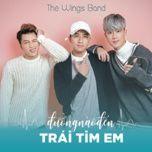 duong nao den trai tim em (single) - the wings