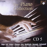 the piano collection (cd4) - brahms