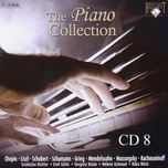 the piano collection (cd8) - schubert