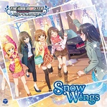 the idolm@ster cinderella girls starlight master 01 snow wings - v.a