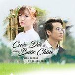 cuoc doi la nhung buoc chan (single) - ha anh tuan, bich phuong