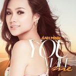 you make me (single) - anh minh