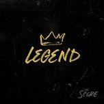 legend (single) - the score