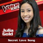 secret love song (the voice brasil kids 2017) (single) - julia gold