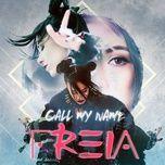 call my name (single) - freia