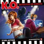 01: z'viel action - k.o. - detektive im einsatz