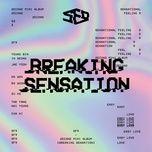 breaking sensation (mini album) - sf9