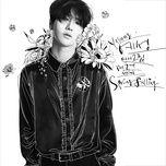 paper umbrella (mini album) - ye sung (super junior)