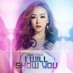 i will show you (single) - ngoc kayla