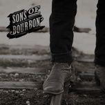 hurtin' feet (single) - sons of bourbon