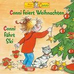 conni feiert weihnachten / conni fahrt ski - conni