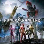 power rangers (original motion picture soundtrack) - brian tyler