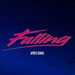 falling (apres remix) (single) - alesso