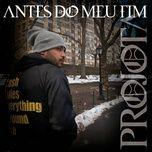 antes do meu fim (single) - projota