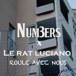 roule avec nous (single) - numbers