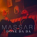 done da da (single) - massari